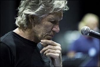 Le guitariste de Pink Floyd Roger Waters est photographié pour le magazine Rolling Stone.  ON EMBARGO JUSQU'AU 30 janvier 2011.