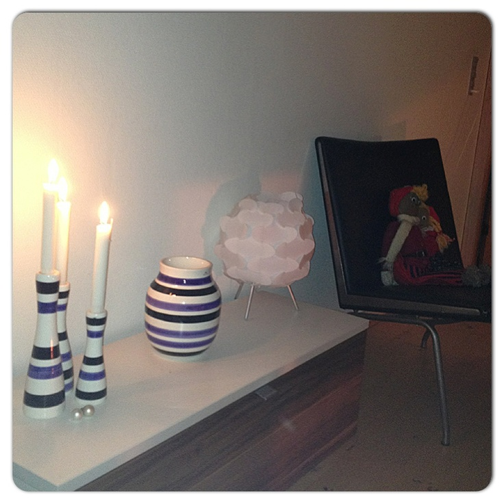 Living room - Night, Kahler, light, pretty