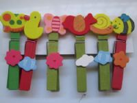 Colourful animal pegs, Arts & Crafts - Super Floral Distributors - Decor, Floral accessories and Crafters accessories in Cape Town