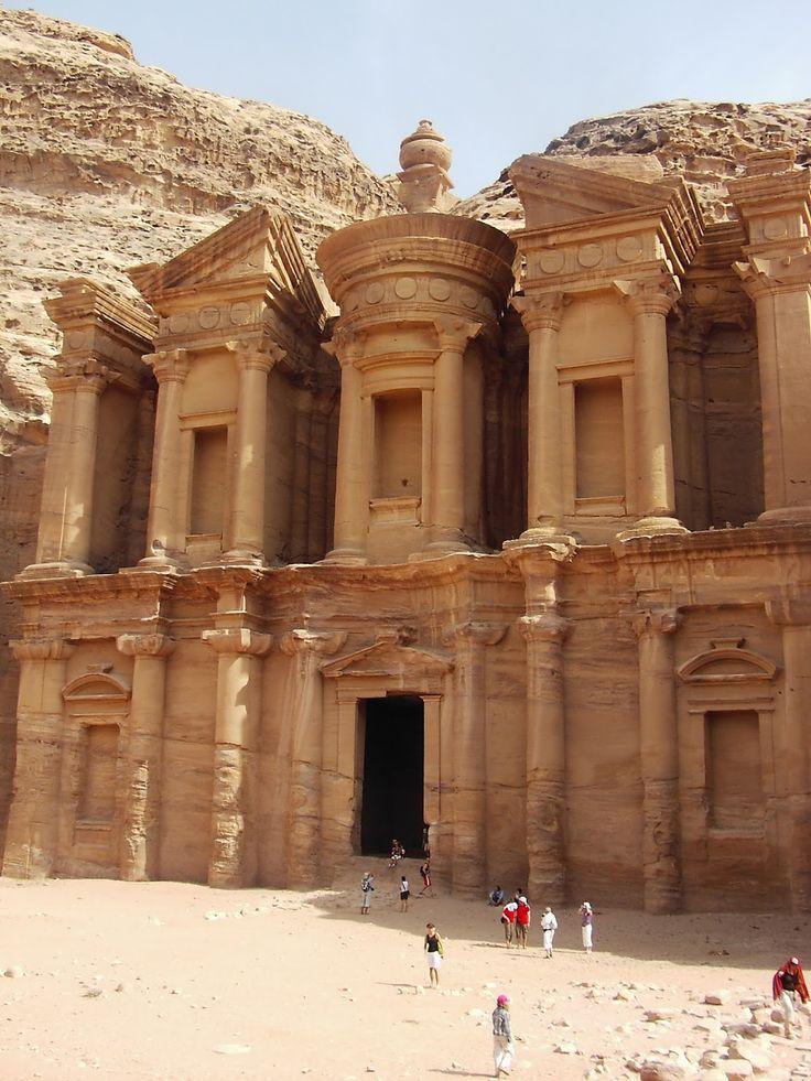 #Ad_Dajr #Jordan #Petra #Al_Khazneh #Jordania #photo #pics #vacation #picture #travel #adventure #outdoors #national #beatiful