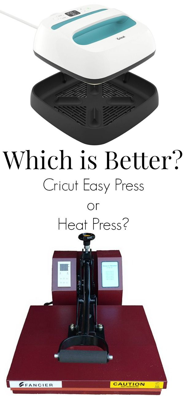 Cricut Easy Press Or Heat Press Which Is Better The Denver Housewife Heat Press Projects Heat Press Cricut