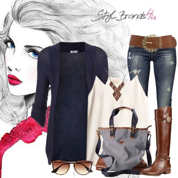 Jednoduchý pohodlný outfit ... :) Páči ... :) #brands4u #fashion #outfit