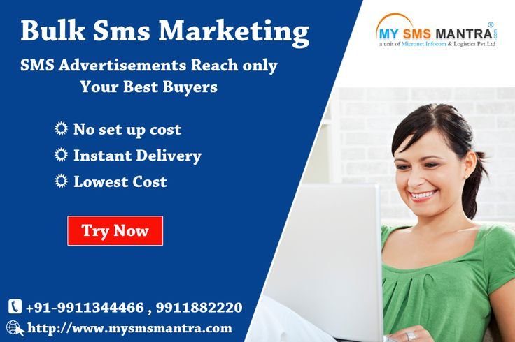 Our Bulk SMS Services is a one stop solution that takes care of all bulk messaging needs of an enterprise with instant delivery, easy to use, affordable cost # https://goo.gl/bwBvf
