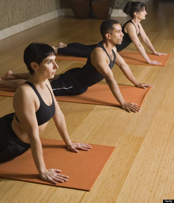 Yoga For Anger: 3 Moves To Help You Calm Down
