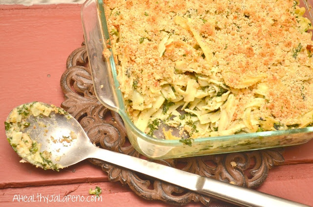 Healthy Jalapeno: Skinny Tuna and Spinach Noodle Casserole. Replace ...