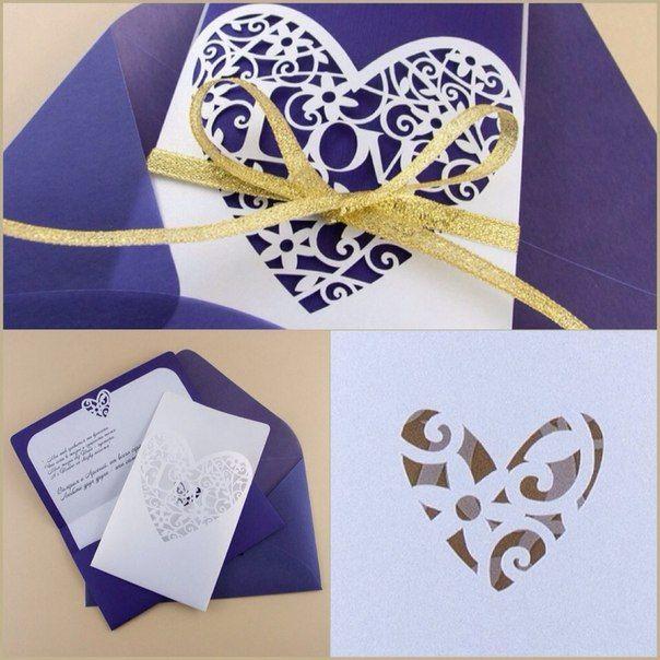 Свадебный подарок-конверт. Комплект состоит:  - конверт из кальки,  - декоративный ажурный карман, - буклет с кармашком для денежной купюры и областью для поздравления.  Комплект может быть выполнен из бумаги различных цветовых сочетаний. Цветовая гамма обсуждается.  приглашение, свадьба, wedding invitation, wedding, marriage, bridal