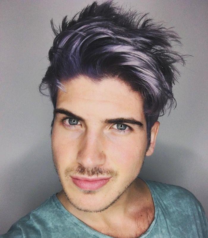 Joey Graceffa Joey Hair For Charley Joey Graceffa Hair Youtubers