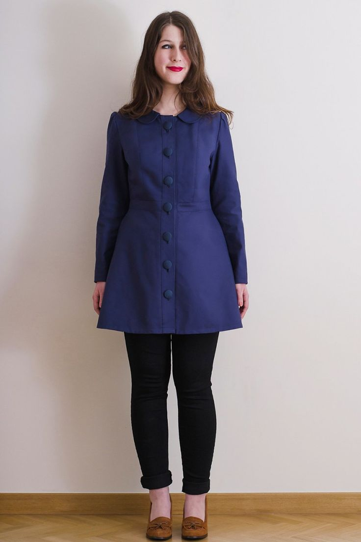 143 besten Sewing for Woman Bilder auf Pinterest | Schnittmuster ...