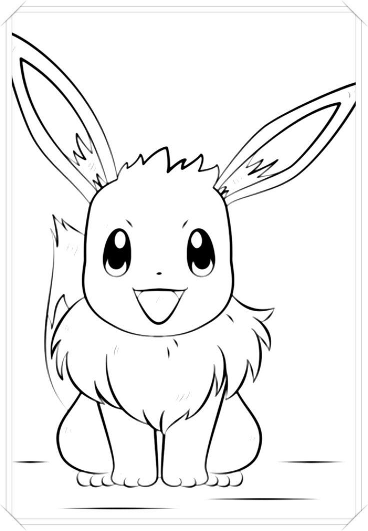 Como casi todos los pokémon, come fruta. Los más lindos dibujos de POKEMON para colorear y pintar a