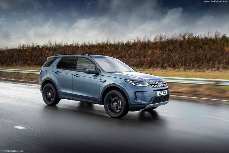 2020 Land Rover Discovery Sport PHEV in