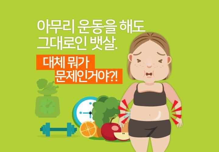 척추건강의 적! 뱃살 : 네이버 포스트