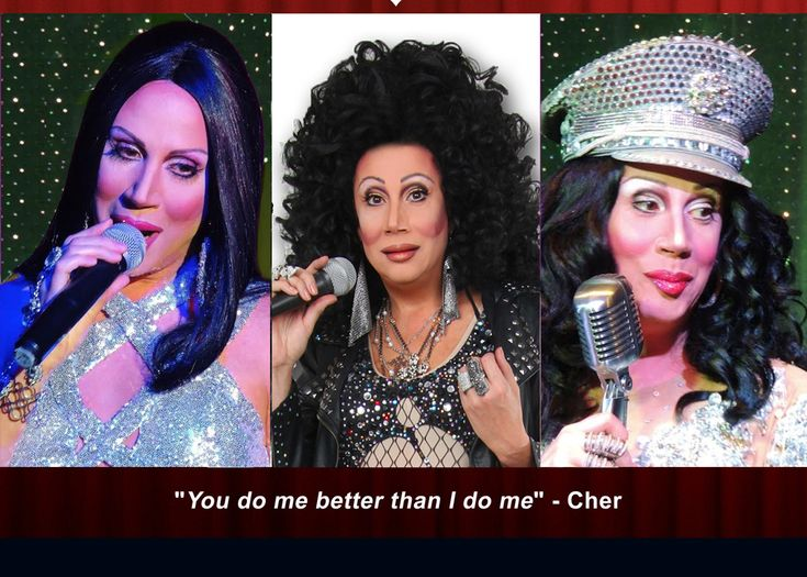 Thirsty Burlington presents 'Cher', in an evening of great music and hilarious comedy - Learn more about this photo here: http://bit.ly/2Dzf2pO
