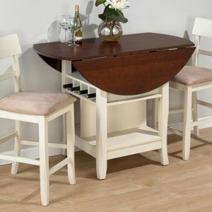 Small Kitchen Tables With Drop Leaf