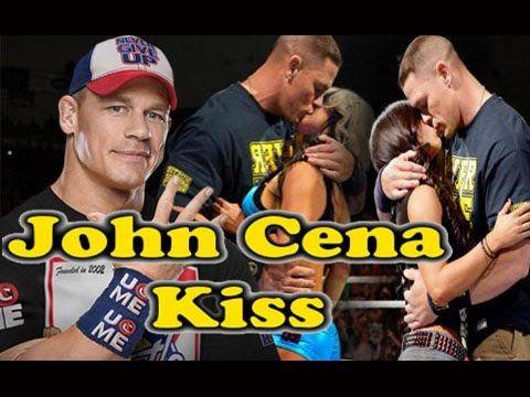 WWE John Cena Top 5 Kiss All Divas 2017 - Celebrity Nation