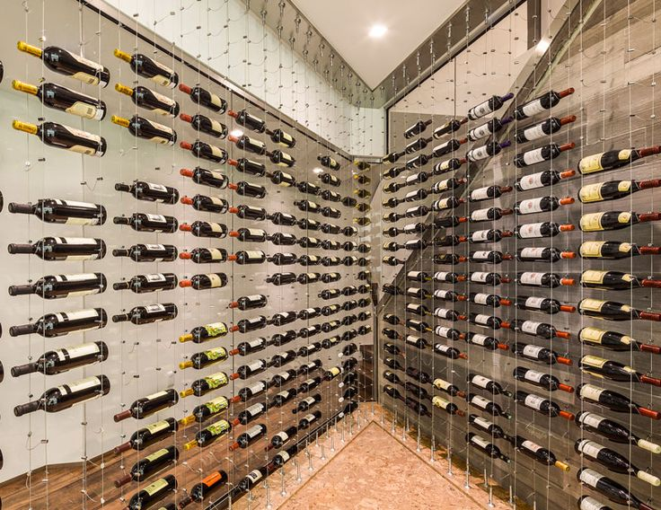 Best 25 modern wine rack ideas on pinterest modern kitchen wine racks wine rack uses and - Types of beautiful wine racks for your home ...