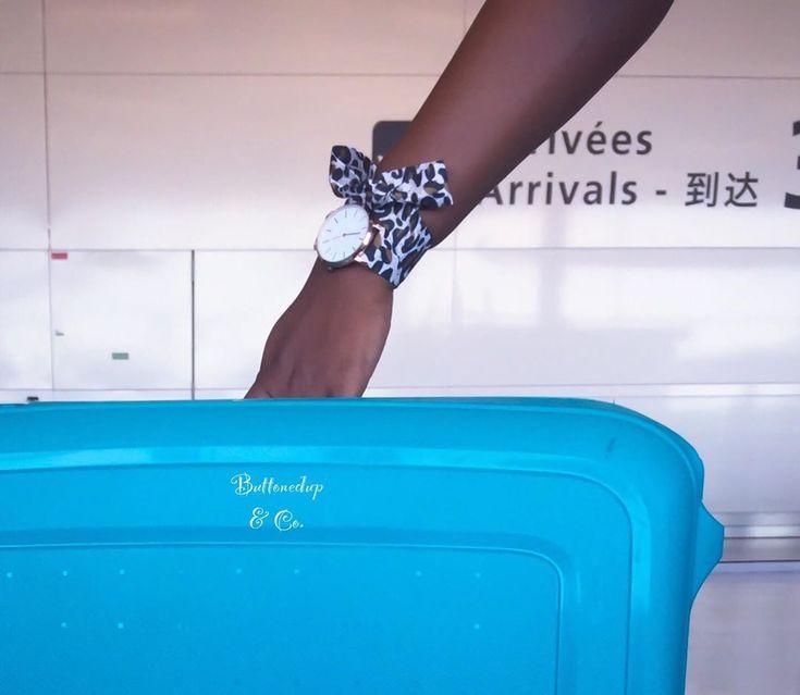 Das Leben ist nicht perfekt … aber meine Uhr ist es! 🥰 #buttonedupandco #reisen #handgemacht …