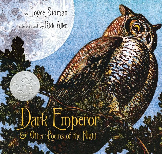 These children's poetry books include traditional poems, concrete poetry, nature poetry, humor and more, as well as books for kids about writing poems.