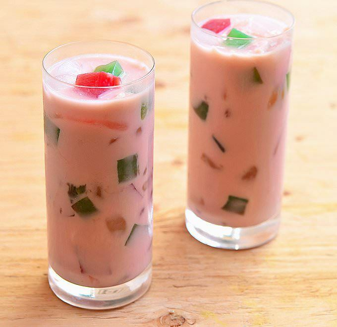 how to make filipino gelatin desserts
