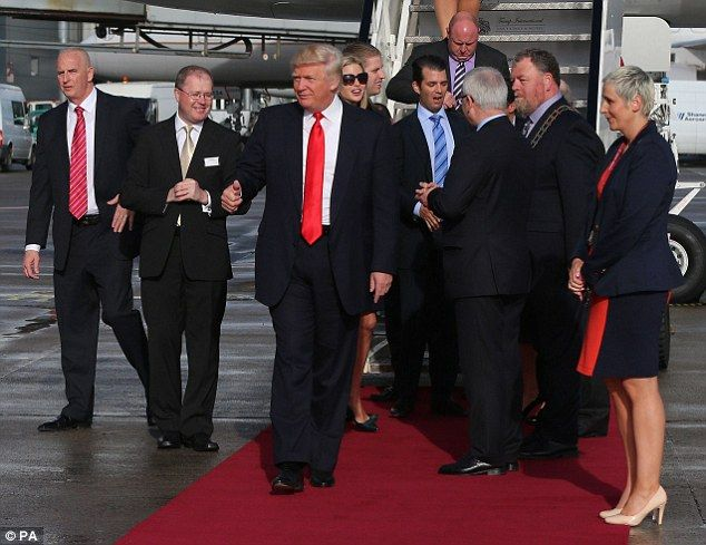 Wealthy: Multi-billionaire Donald Trump is set to reveal his assets as he officially announces his bid for the Republican candidacy on Tuesday