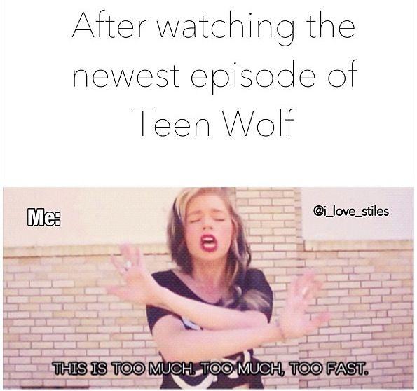 Teen wolf - The overlooked