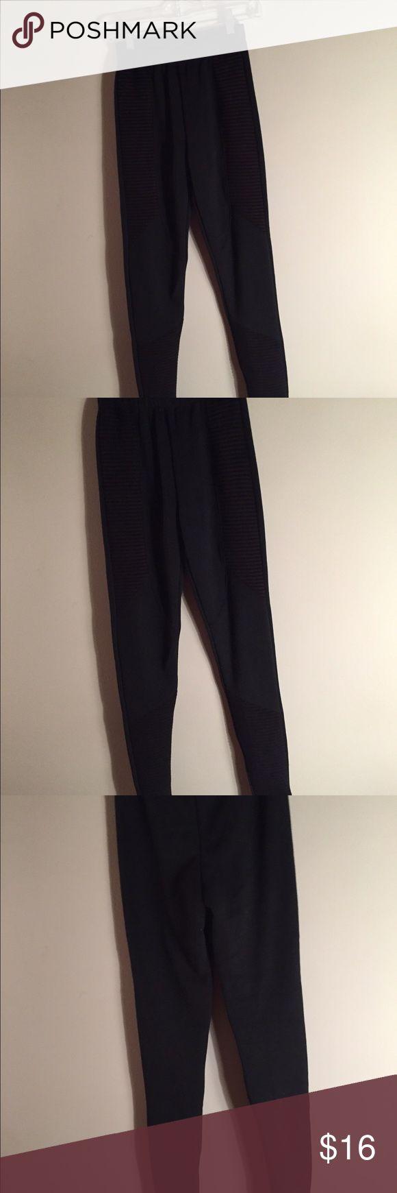 Thick leggings made in Korea Black legging s F Pants Leggings