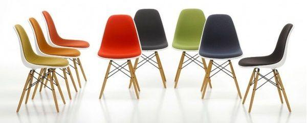 Magnifique Chaise Design Couleur