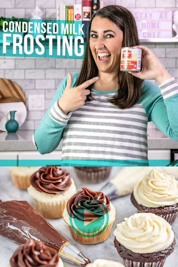 Kondensmilch Choc Ripple Pudding