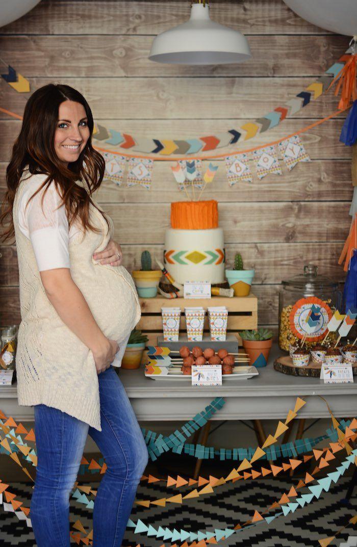 Best 25 Arrow Baby Shower Ideas On Pinterest Tribal
