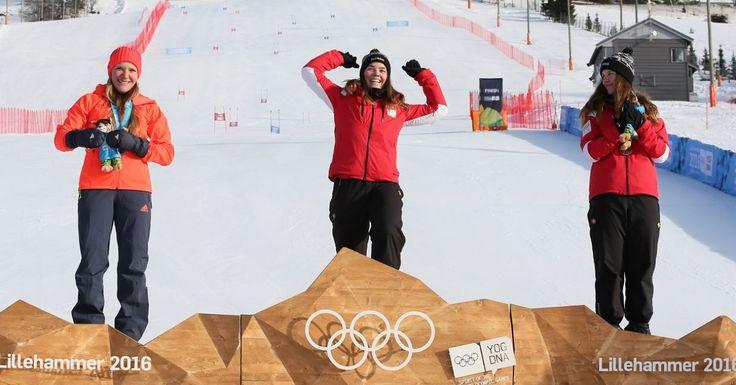 lillehammer olympics swiss 2016 | Swiss Olympic Team - Schweizer Medaillenregen…