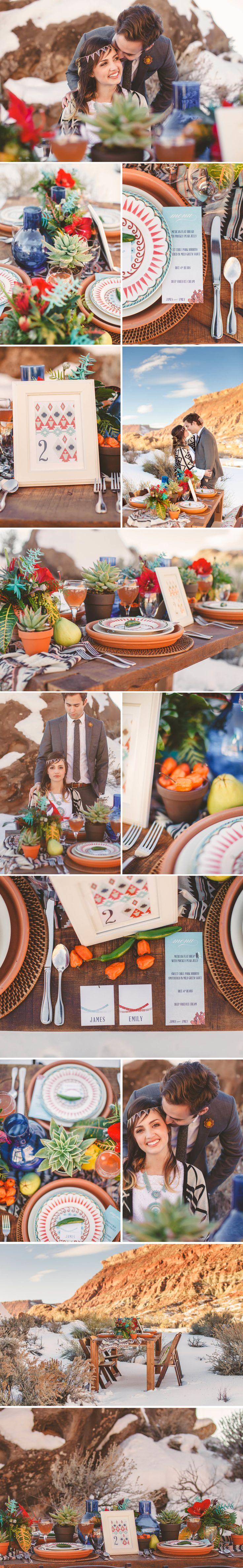 Aztec wedding | Tyler Rye