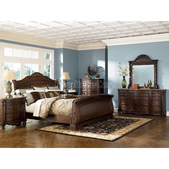 shop north shore sleigh bedroom set furniture discounts our sizes includes headboard harlem king size sets