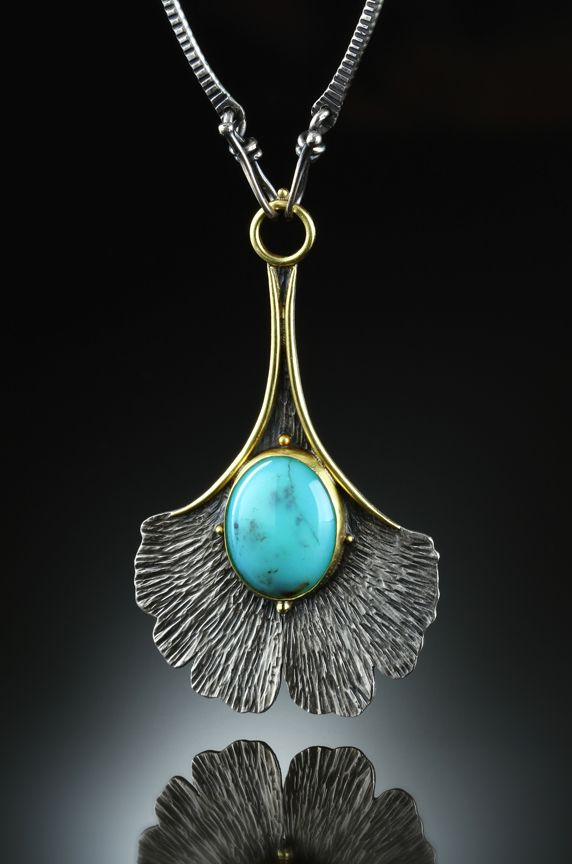 Peruvian Opal Centerpiece. Fabricated Sterling Silver and 18k. www.amybuettner.com https://www.facebook.com/pages/Metalsmiths-Amy-Buettner-Tucker-Glasow/101876779907812?ref=hl https://www.etsy.com/people/amybuettner http://instagram.com/amybuettnertuckerglasow