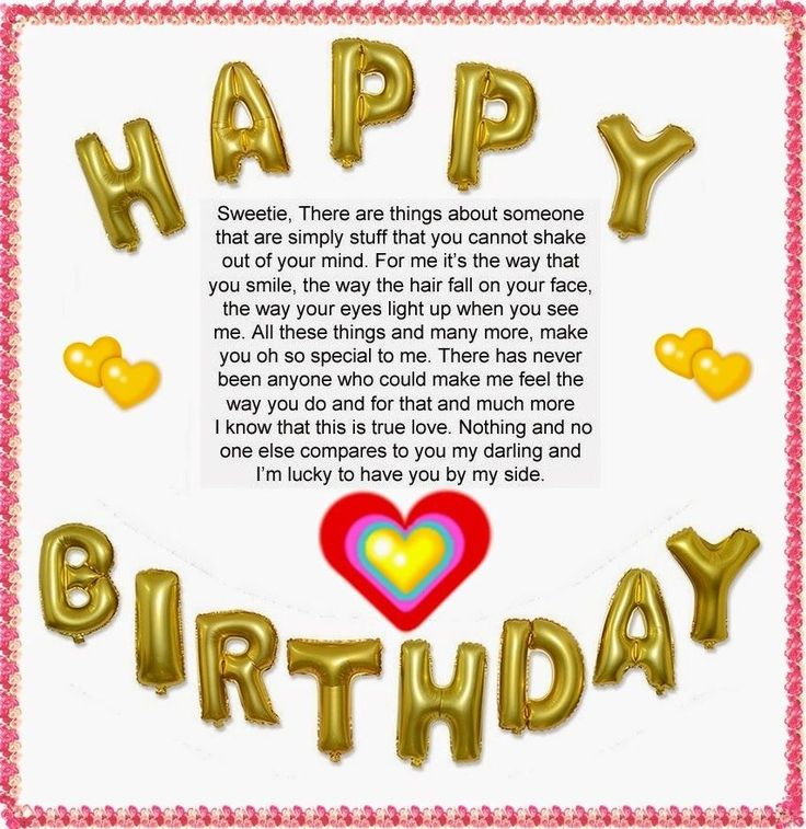 Best 25+ Boyfriend Birthday Quotes Ideas Only On Pinterest