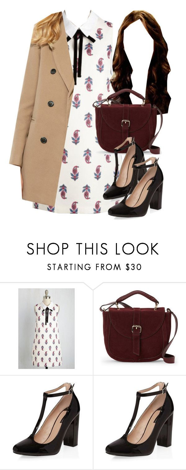 """""""Spencer Hastings inspired outfit with requested dress"""" by liarsstyle ❤ liked on Polyvore featuring IMoshion, Dorothy Perkins, date, Semi and WF"""