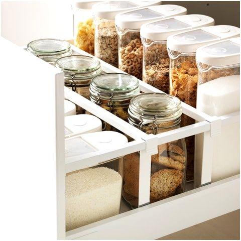 Accessoires Cuisine Ikea Gallery en 2020   Rangement tiroir cuisine, Cuisine ikea, Rangement ...
