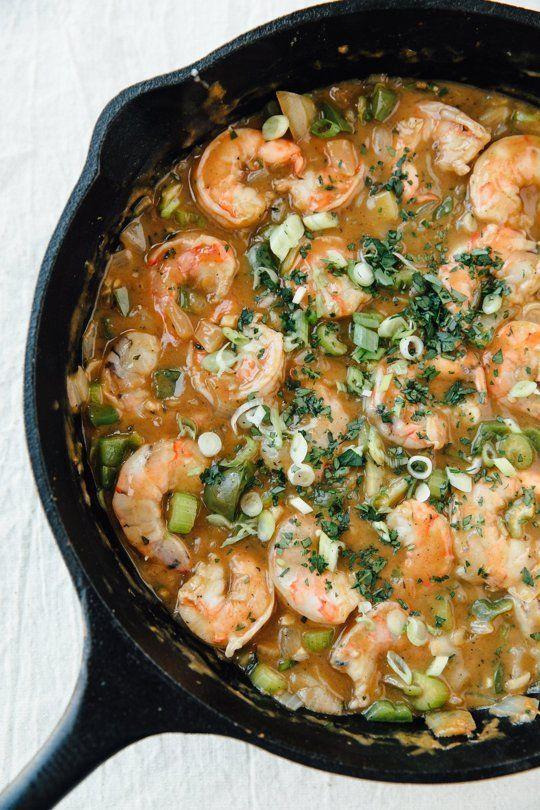 Recipe: Shrimp Etouffée
