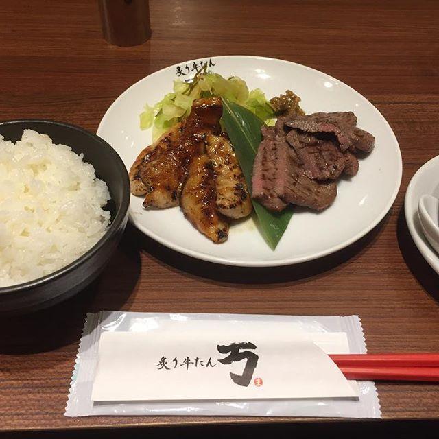 肉 #牛タン #肉 #豚トロ #肉