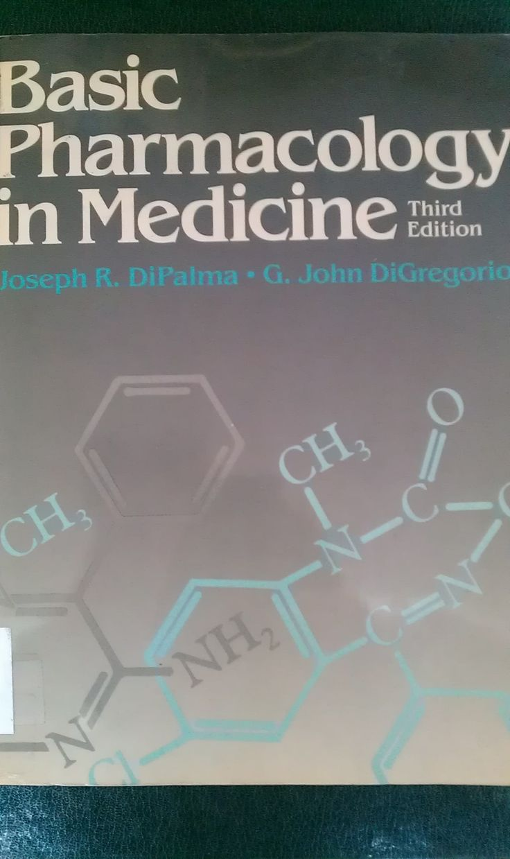 Basic pharmacology in medicine / Di Palma, R. R  http://mezquita.uco.es/record=b1074301~S6*spi