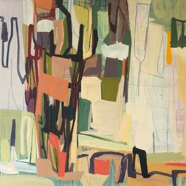 """Saatchi Online Artist Jay Zerbe; Painting, """"peninsula"""" #art"""