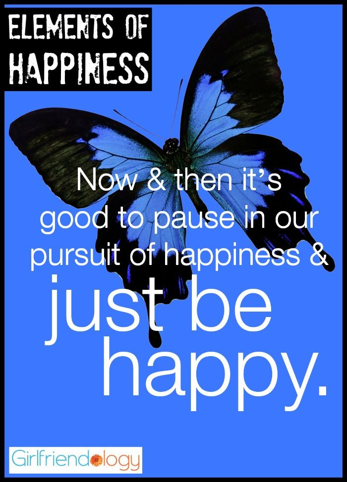 """""""Now & then it's good to pause in our pursuit of happiness & just be happy."""" #quote What if YOU were just HAPPY right now? http://girlfriendology.com/11888/our-happiness-journal-what-if-you-were-just-happy-right-now/"""