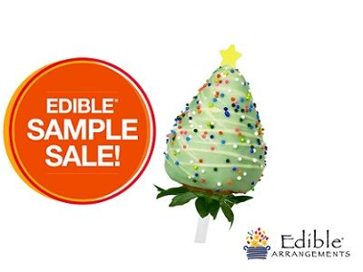 Edible Arrangements is giving away #free #chirstmas tree #berry. To #enjoy this offer just visit your nearest #store #location, mention this offer and get your free Christmas #Tree Berry.