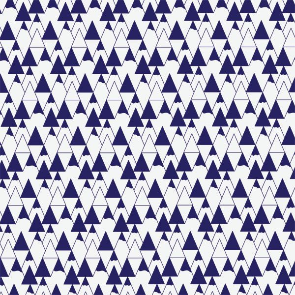mountains pattern