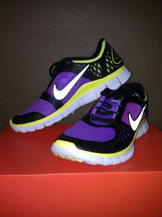 Nike Free run +3  Super Cute and comfy!