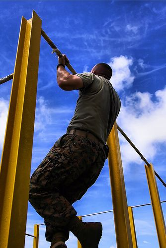 Pullups Workout Program - How to do more Pullups