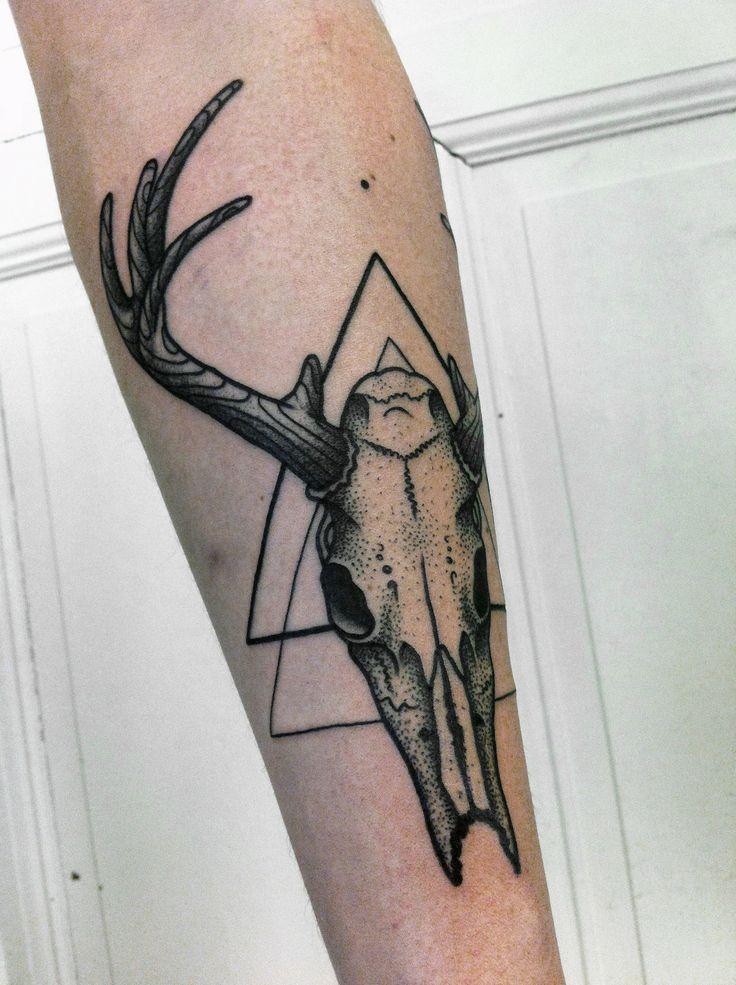 63 best Antler tattoo ideas images on Pinterest | Deer ...