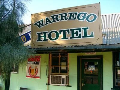 Warrego Hotel, Fords Bridge NSW