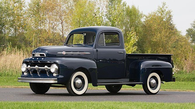 1952 Ford F1 Pickup Maintenance/restoration of old/vintage vehicles: the material for new cogs/casters/gears/pads could be cast polyamide which I (Cast polyamide) can produce. My contact: tatjana.alic@windowslive.com