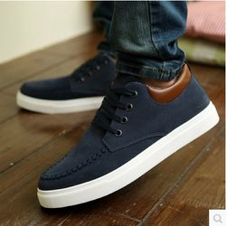 Mens Casual Summer Canvas Shoes