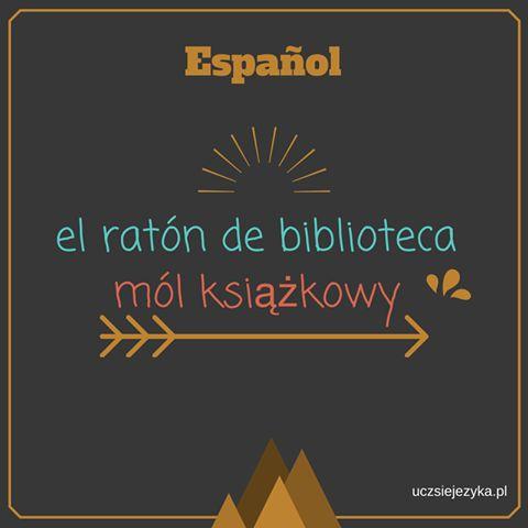 Język hiszpański - idiomy