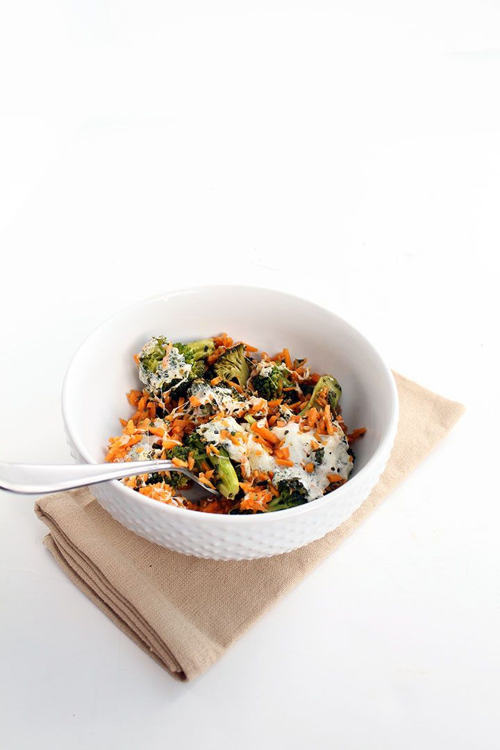 Pesto Broccoli Sweet Potato Rice Casserole - Two Ways!